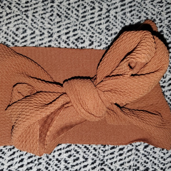 Handmade Other - Brown bow